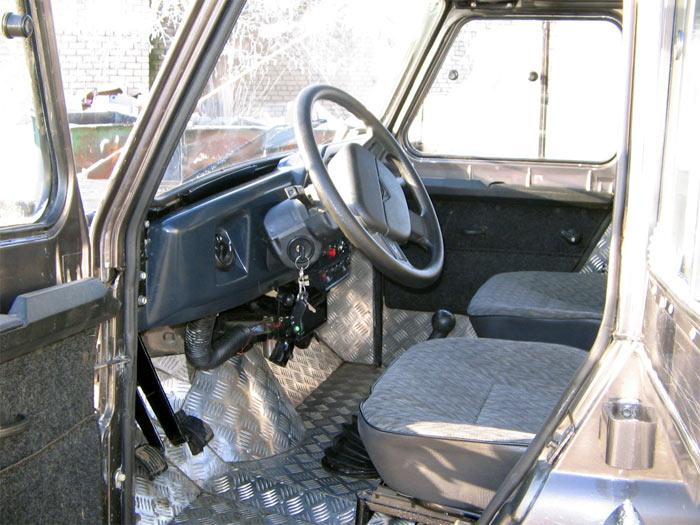 Наши работы -УАЗ -Тюнинг УАЗ 452 (Буханка) для